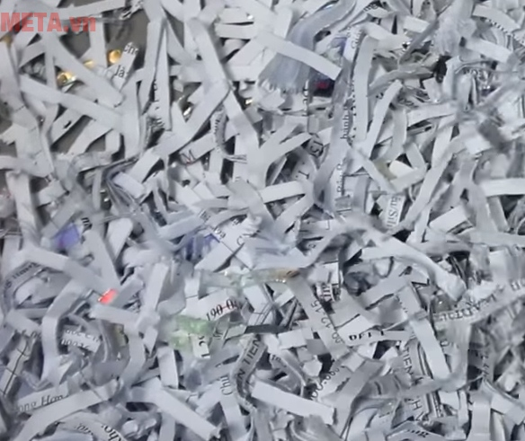 Máy hủy tài liệu công nghiệp Silicon Silicon PS-3500C