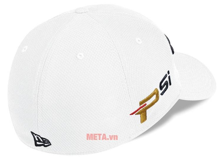 bf456e1c1d6 Mũ golf nam TaylorMade New Era Tour 39Thirty (B12005) được may chắc chắn.