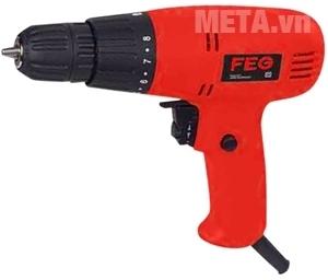 Máy khoan FEG EG-511A có thiết kế nhỏ gọn, cầm thao tác dễ dàng.