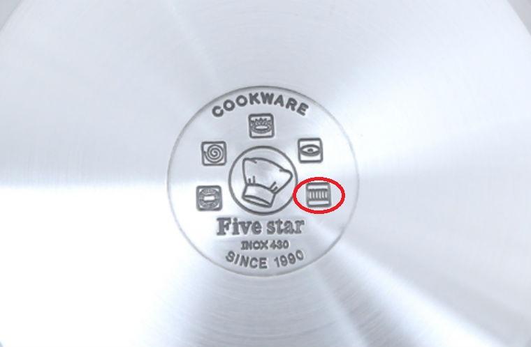 Cách nhận biết nồi sử dụng được cho bếp từ
