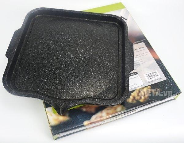 Chảo nướng chống dính Kova HGS dùng cho gia đình.