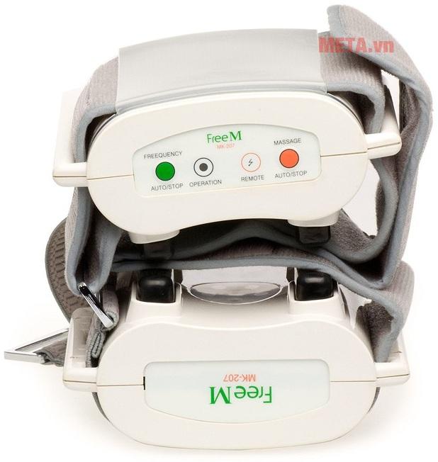 Máy massage bụng Buheung MK-207