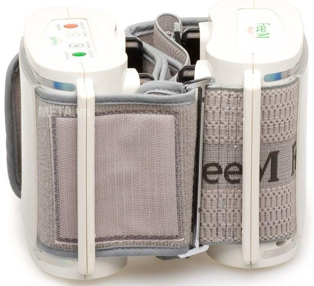 Máy massage bụng Buheung MK-207 giúp đánh tan mỡ ở các vùng trên cơ thể.