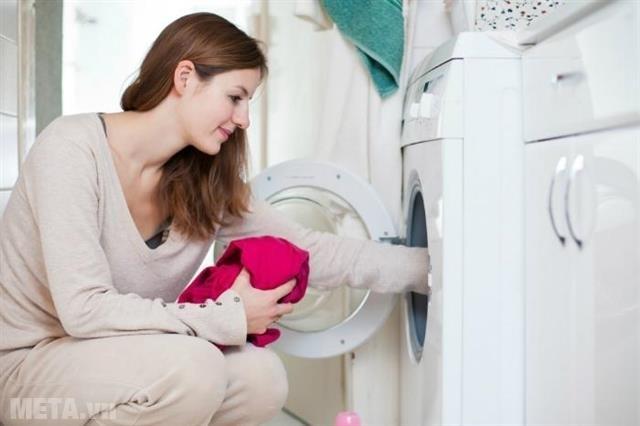 Sử dụng chương trình giặt tiết kiệm nếu bạn chỉ giặt ít quần áo