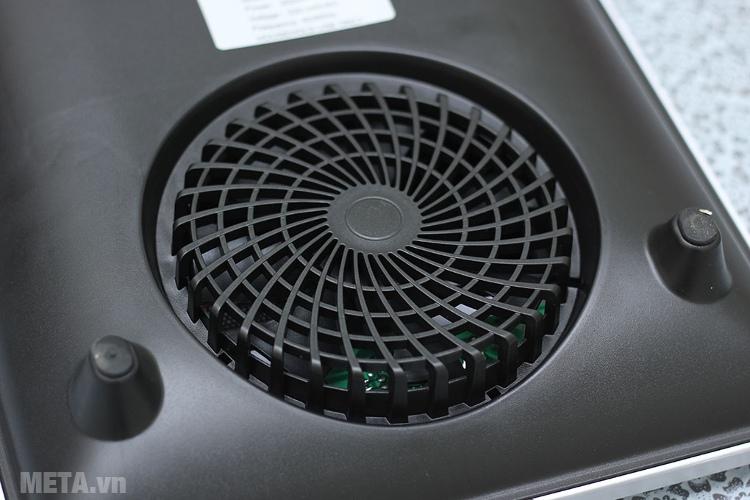 Quạt tản nhiệt của bếp từ Midea MI-B2015DE