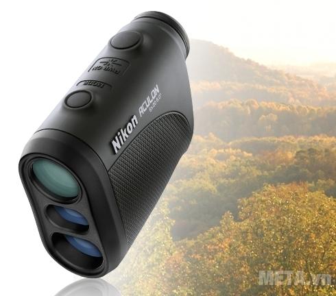 Ống nhòm đo khoảng cách Nikon Aculon AL11 dùng trong chơi golf rất hiệu quả