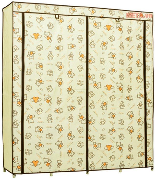 Tủ vải đôi Thanh Long TVAI15