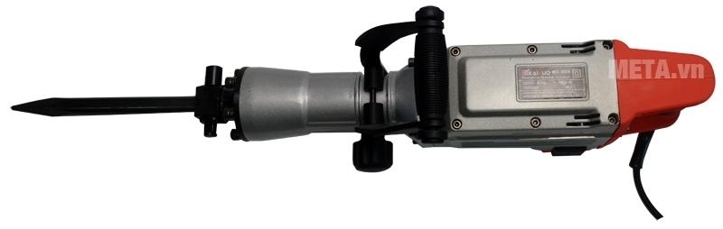 Máy đục bê tông Kainuo 8809 sử dụng mũi khoan lục giác