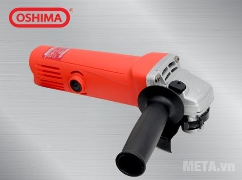 Máy mài góc Oshima M650 được làm bằng chất liệu cao cấp.