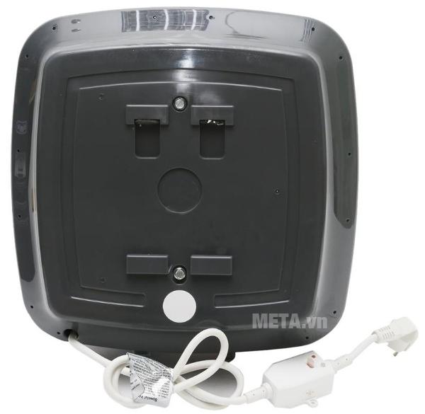 Bình nước nóng gián tiếp Midea D30-25EVA thiết kế dây điện an toàn.