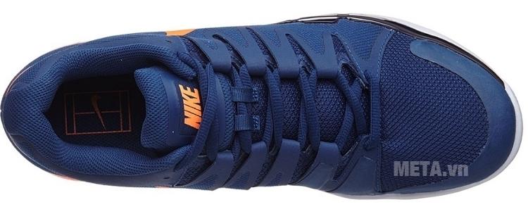 Giày tennis nam Nike Zoom Vapor 9.5 Tour 631458-401 có lớp đệm lót trong dày dặn.