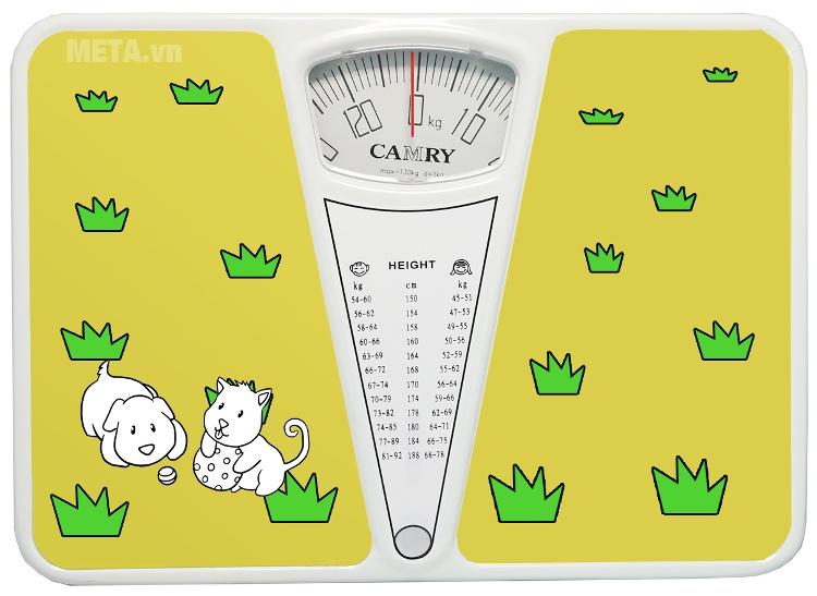 Cân sức khỏe Camry BR3010-105A