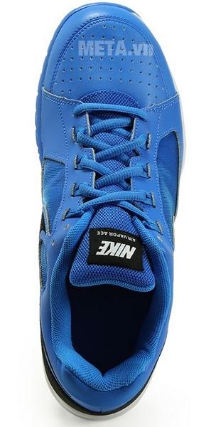 Giầy tennis nam Nike Air Vapor Ace Mens thiết kế màu xanh nổi bật.