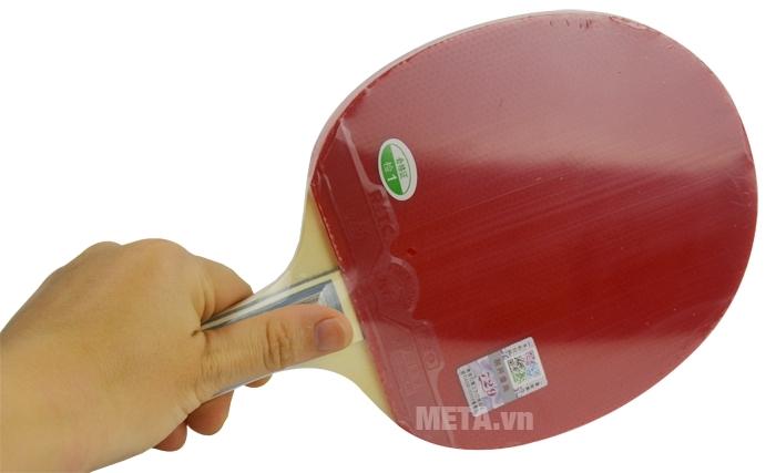 Vợt bóng bàn 729-1060 New có một mặt màu đỏ