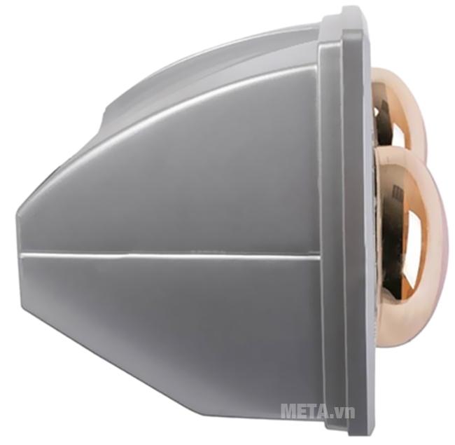 Đèn sưởi nhà tắm Tiross TS9292 dễ dàng lắp đặt treo tường.