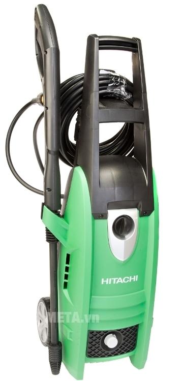 Máy phun xịt áp lực 1600W Hitachi AW130 được làm bằng nhựa cao cấp.