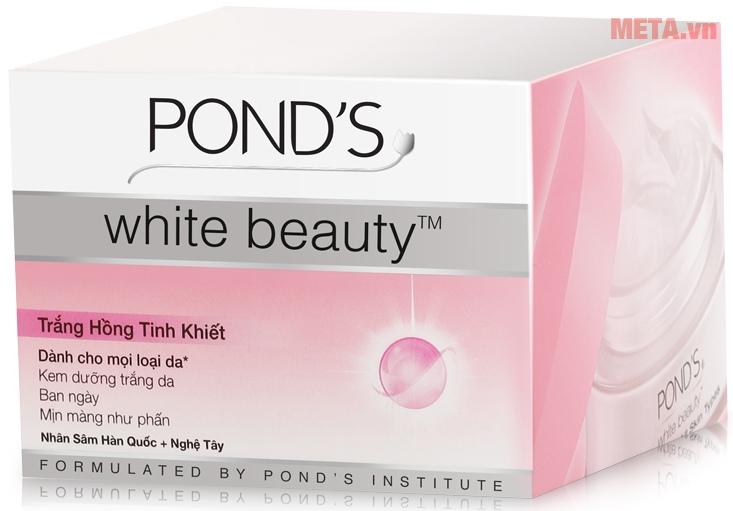Kem dưỡng trắng ban ngày Pond's White Beauty 50g