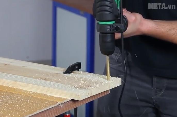 Máy khoan búa Hitachi FDV16VB2 khoan gỗ cực nhanh