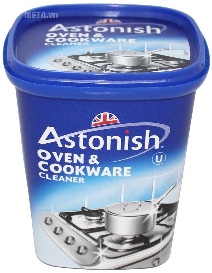 Chất tẩy rửa dụng cụ nhà bếp Astonish 500g