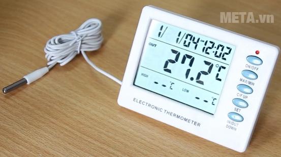 Hình ảnh một loại máy đo độ ẩm
