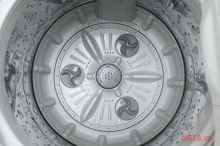 Mâm giặt của máy giặt lồng đứng LG WF-S8019BW