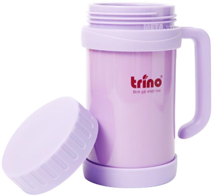Bình giữ nhiệt Trino TN-550HL có tay cầm - Giới thiệu