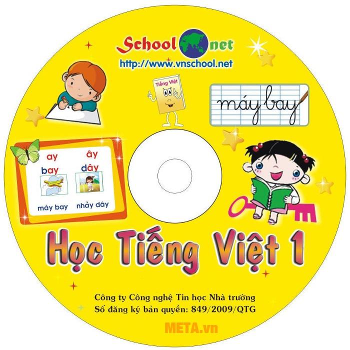 Học Tiếng Việt 1 - Phần 1