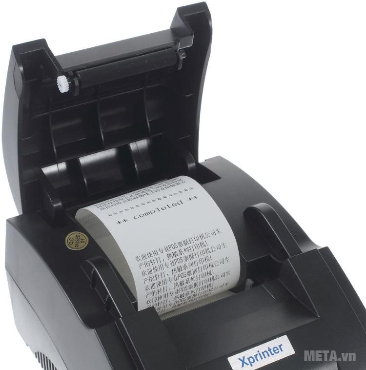Máy in hóa đơn Xprinter XP-58IIH