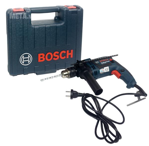 Máy khoan động lực Bosch GSB 13 RE dùng điện áp 220V/50Hz