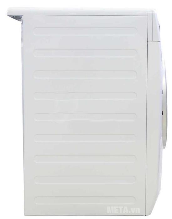 Máy giặt cửa trước Electrolux EWF12933 nhỏ gọn, tiết kiệm diện tích.