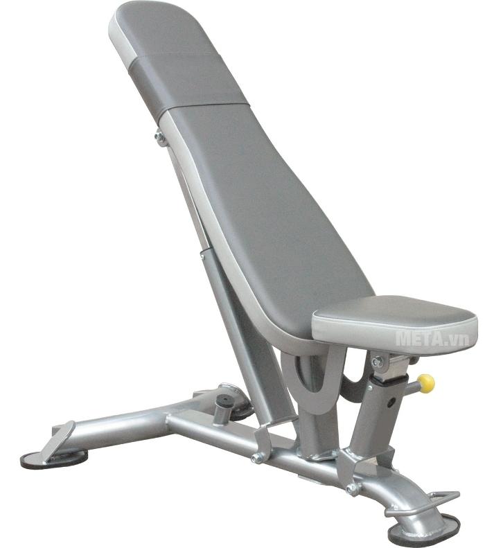 Ghế tập điều chỉnh Impulse IT7011 điều chỉnh độ dốc của ghế dễ dàng.