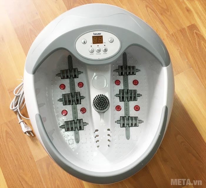 Bồn massage chân Beurer FB-50 sử dụng điện áp 220V