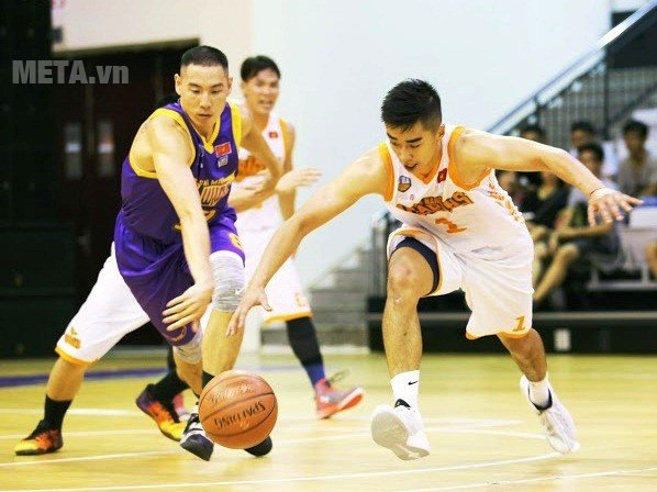 Chơi bóng rổ giúp rèn luyện sức khỏe rất tốt