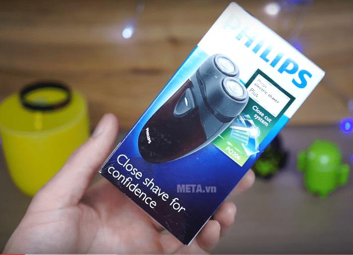 Hộp máy cạo râu không dây Philips PQ206 nhỏ gọn