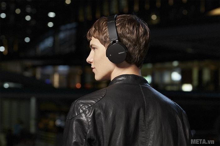 Tai nghe Sony XB650BT cùng công nghệ Bass Boster trải nghiệm mọi loại nhạc