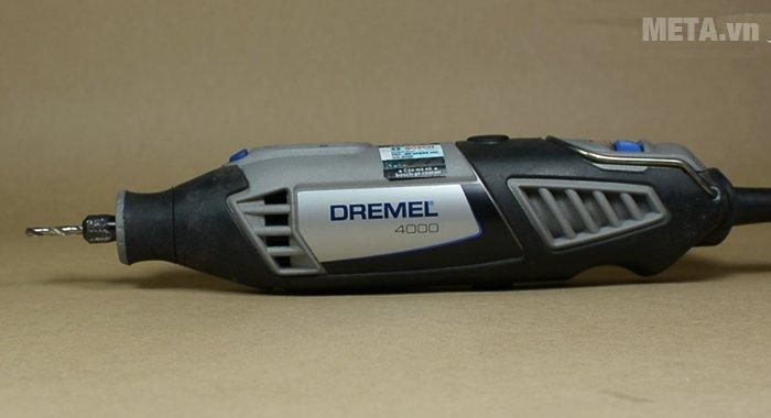 Máy cầm tay Dremel 4000 4/65 nhỏ gọn, dễ thao tác