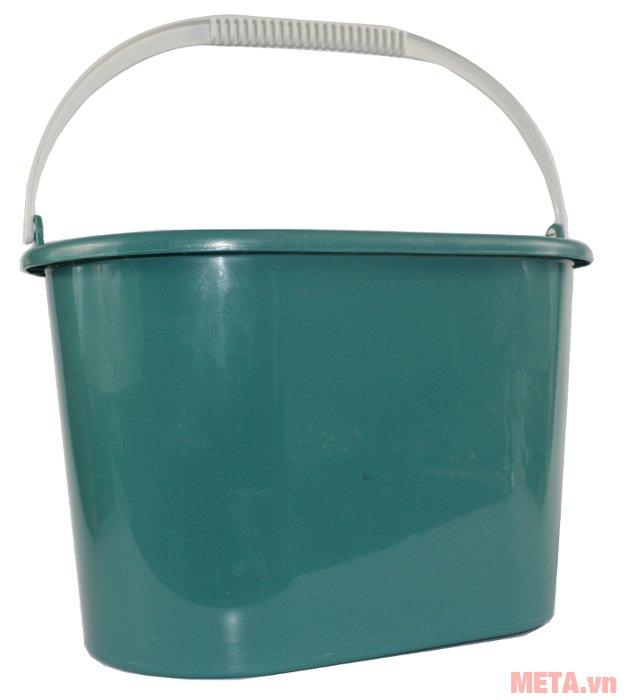 Chổi lau nhà thông minh TS-5164A có thùng đựng nước bằng nhựa cao cấp