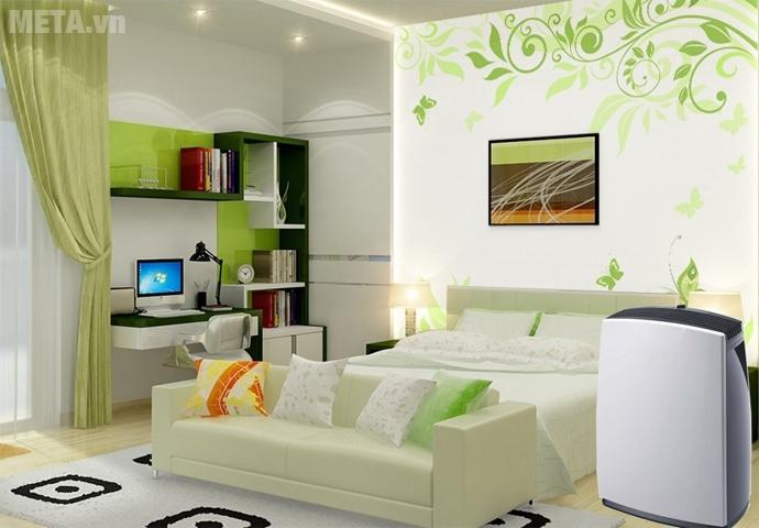 Sử dụng máy hút ẩm để bảo vệ sức khỏe và các thiết bị điện tử