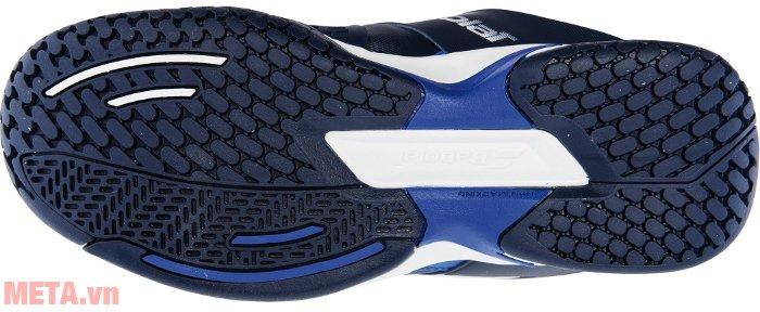 Đế giày tennis Babolat 33S17478-102 bằng cao su Michelin bền bỉ, dẻo dai