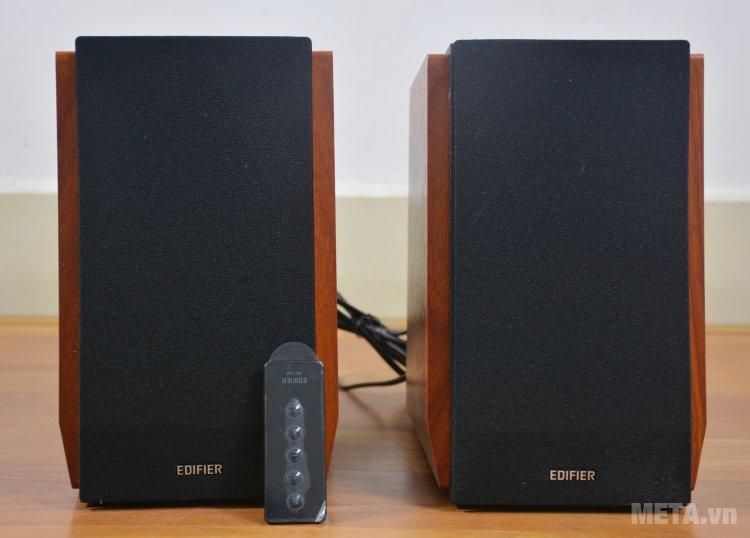 Loa Edifier R1700BT cho âm thanh phát ra rất tốt