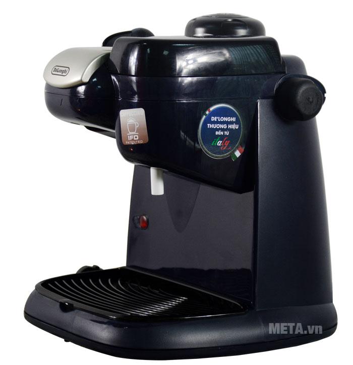 Máy pha cà phê Delonghi Steam Espresso EC9 có trọng lượng chỉ 2,5kg