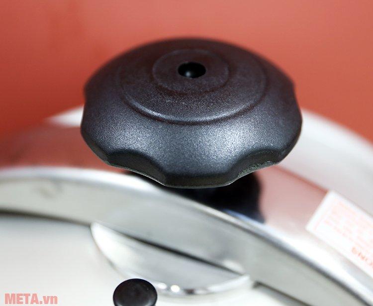 Núm vặn đóng/mở nắp nồi áp suất Tianxi TCO22 bằng nhựa