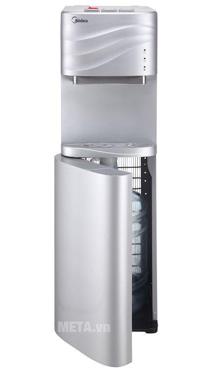 Cây nước nóng lạnh cao cấp Midea YL1634S thiết kế bình đựng nước âm tủ cho tính thẩm mỹ cao