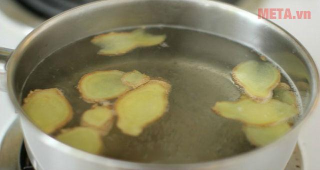 5 bước làm mứt gừng lát khô thơm ngon cho ngày tết