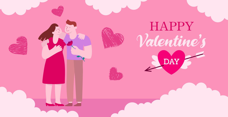 những lời chúc valentine ngọt ngào, câu chúc valentine hay, ý nghĩa, hài hước