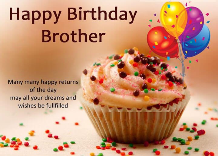 20+ lời chúc mừng sinh nhật anh trai em trai hay, hài hước